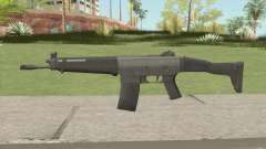 Assault Rifle Uncharted 4 para GTA San Andreas