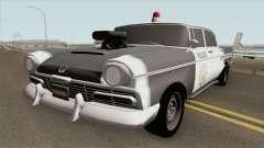 Smith 200 Italian Police para GTA San Andreas