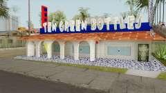 Ten Green Bottles (New Textures) para GTA San Andreas