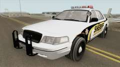 Ford Crown Victoria SACSO 2007