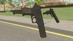 OTs-33 PDW para GTA San Andreas