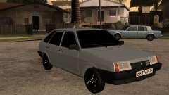2109 Hatchback para GTA San Andreas
