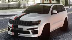 Jeep Wrangler Sport para GTA San Andreas