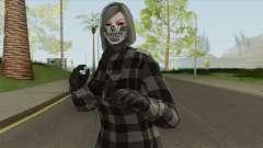Female Random Skin From GTA V Online para GTA San Andreas