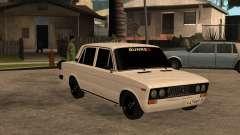 VAZ 2106 BPAN Clássico para GTA San Andreas