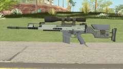CS-GO SCAR-20 (Stormfront Skin) para GTA San Andreas