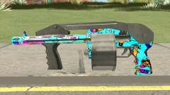 Shotgun (Cartoon Skin)