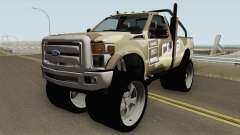 Ford Super Duty BkSquadron para GTA San Andreas