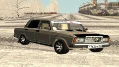 2107 Fazenda para GTA San Andreas