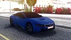 BMW i8 Supercar para GTA San Andreas