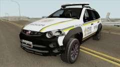 Fiat Palio Weekend - Nova Pintura para GTA San Andreas