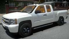 Chevrolet Silverado 1500 LT Extended para GTA 4