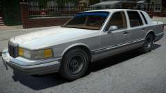 Lincoln Town Car 1990 para GTA 4
