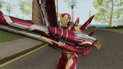 Iron Man Mark W Skin para GTA San Andreas