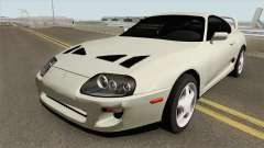 Toyota Supra Mk IV Fully Tunable FNF Style 1994 para GTA San Andreas