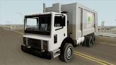 Rearload Trashmaster para GTA San Andreas