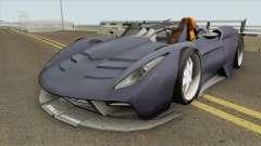 White Phantom para GTA San Andreas