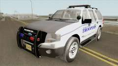Ford Expedition 2008 (Alaska State Trooper) para GTA San Andreas