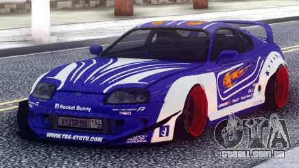 Toyota Supra Rocket Bunny Sport para GTA San Andreas