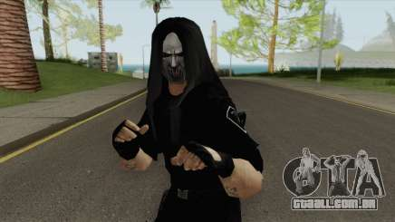 Slipknots Mick Thomson para GTA San Andreas