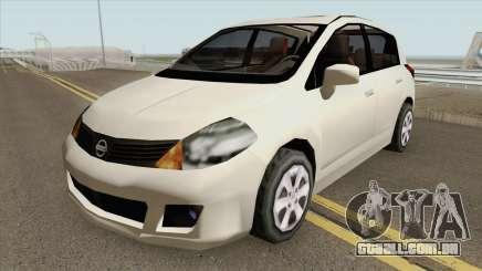 Nissan Tiida (SA Style) para GTA San Andreas