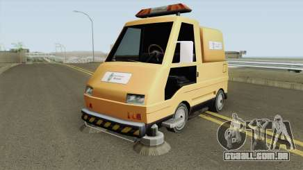 Sweeper Romania Bucuresti para GTA San Andreas
