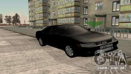 Toyota Mark II X90 Black para GTA San Andreas