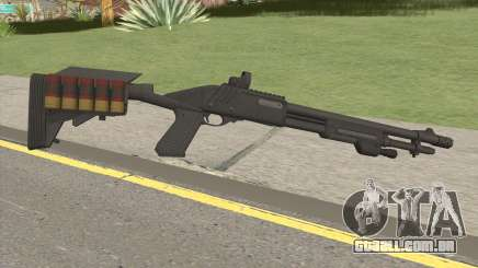 Battle Carnival MB70 Shotgun para GTA San Andreas