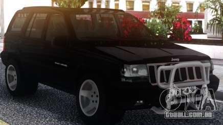Jeep Grand Cherokee Pasha Pala para GTA San Andreas