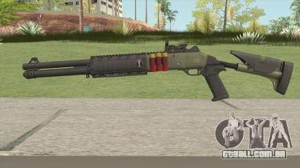 Battle Carnival M1014 para GTA San Andreas