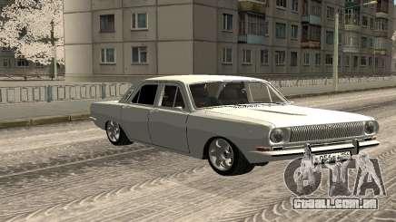 GÁS 24 Clássico para GTA San Andreas