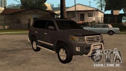 Toyota Land Cruiser Original para GTA San Andreas