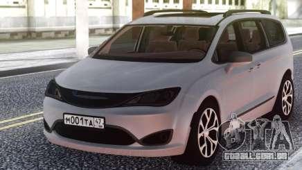 Chrysler Pacifica 2017 para GTA San Andreas