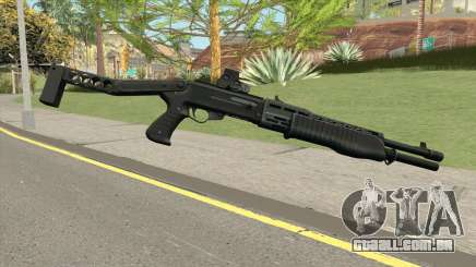 Contract Wars SPAS-12 para GTA San Andreas