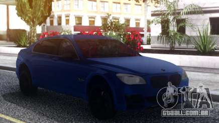 BMW 750Li CLR LUMMA para GTA San Andreas