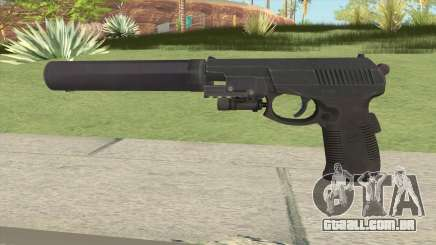 SR1M Pistol Suppressed para GTA San Andreas