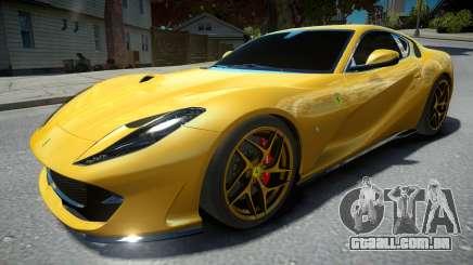 Ferrari 812 Superfast para GTA 4
