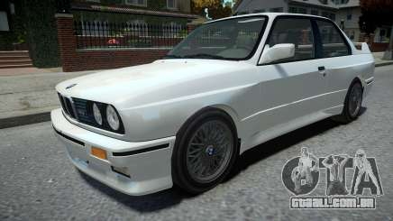 BMW M3 E30 Stock Rims para GTA 4