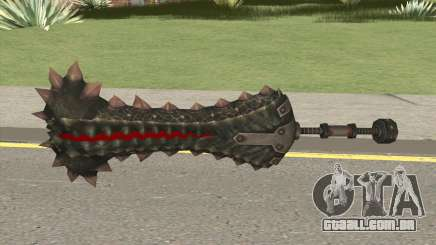 Monster Hunter Weapon V6 para GTA San Andreas