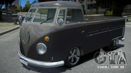 Volkswagen Kombi Pick-Up T2 Bus para GTA 4