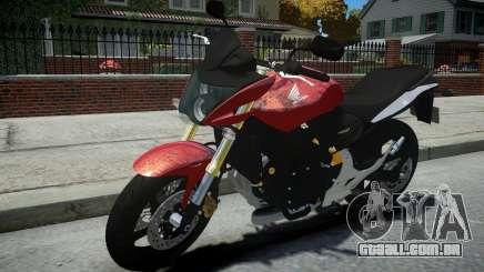 Honda Hornet CB600F para GTA 4