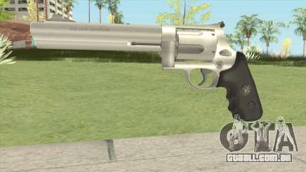 Smith and Wesson Model 500 Revolver Metal para GTA San Andreas