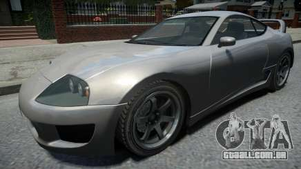 Dinka Jester Classic Revised Rims v2 para GTA 4