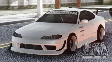 Nissan Silvia S15 Racing Sport para GTA San Andreas