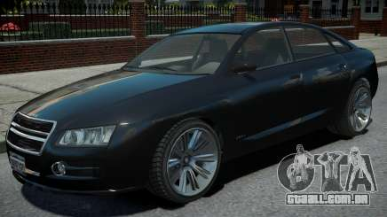 Obey Tailgater Black para GTA 4