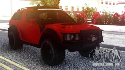 Range Rover Evoque para GTA San Andreas