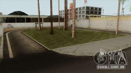 Willowfield Park para GTA San Andreas