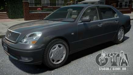 Lexus LS 430 2001 para GTA 4