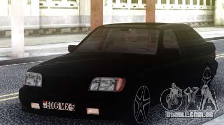 Mercedes-Benz W140 BY para GTA San Andreas