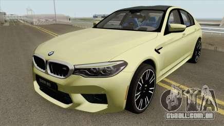 BMW M5 F90 IVF para GTA San Andreas